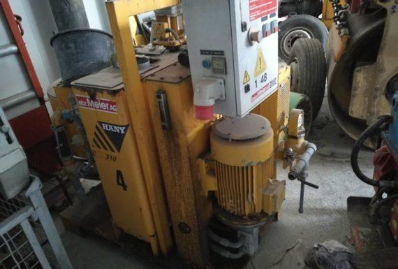 Maszyna mikrotunelowa HAZEMAG BM-086S