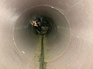 wewnątrz rury 1800 mm